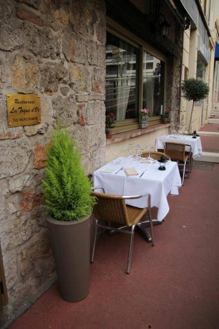 Restaurant La Toque d'Or