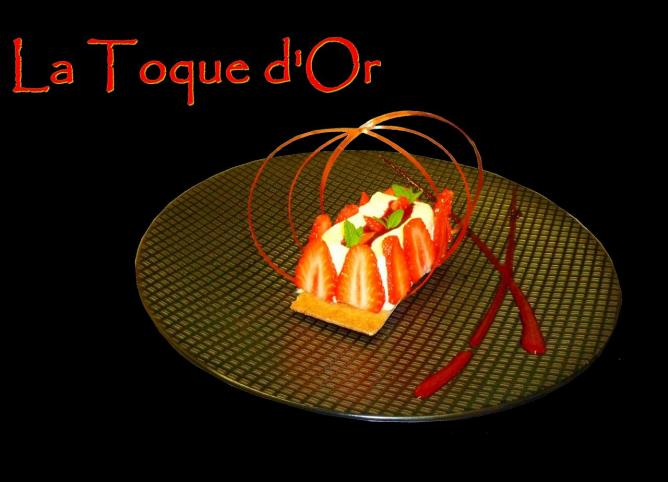 restaurant la Toque d'Or - tel : 04 93 39 68 08